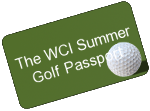 The 2015 WCI Summer Golf Passport